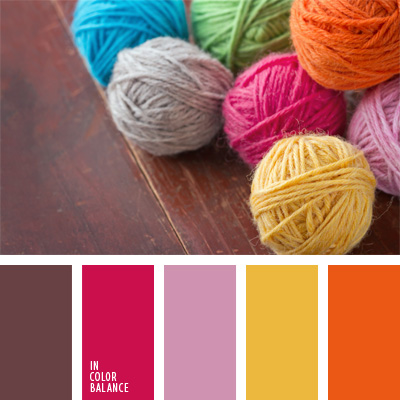 Farbpalette Nr. 119