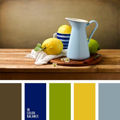 Farbpalette Nr. 123