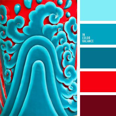 Farbpalette Nr. 124