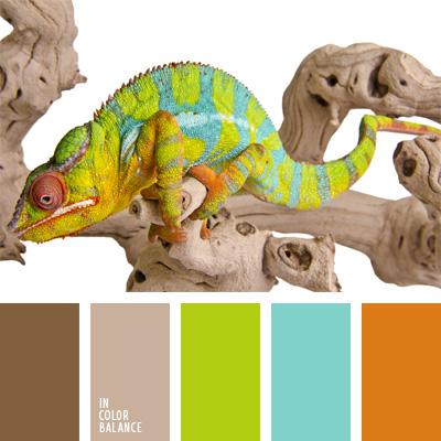 Farbpalette Nr. 252