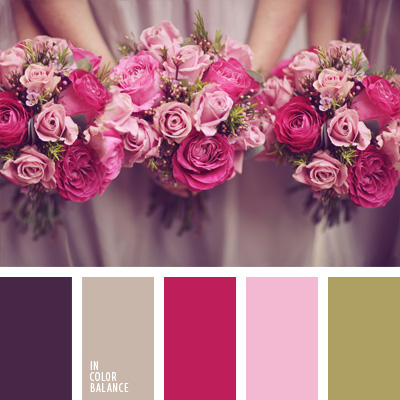 Farbpalette Nr. 261