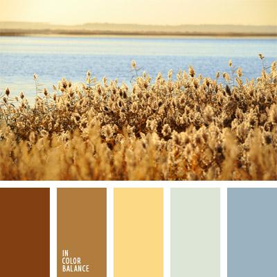 Kornblumenblau tag farbe ideenfarbe ideen for Farbkombination grau braun