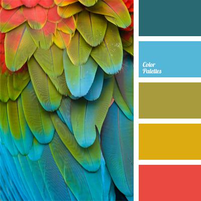 Korallenrot - Tag | Farbe IdeenFarbe Ideen