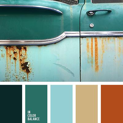 Dunkles Turkis Tag Farbe Ideenfarbe Ideen