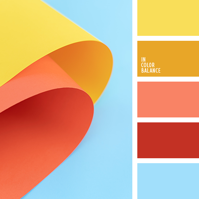 Internationales Orange Tag Farbe Ideenfarbe Ideen
